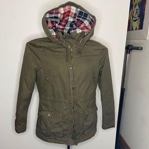 LOVE TREE Large Fall jacket